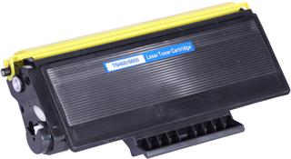 Kompatibel Brother TN460 Lasertoner, Svart, 6000 sidor