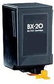 Canon BX-20 Sort kompatibel blækpatron (35 ml)