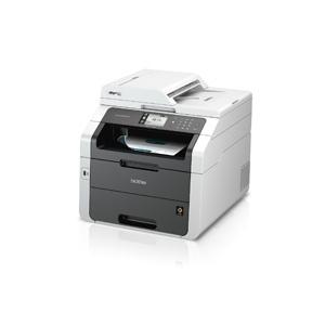 Brother MFC-9330CDW färg LED 4-in-1 Duplex, wireless printer