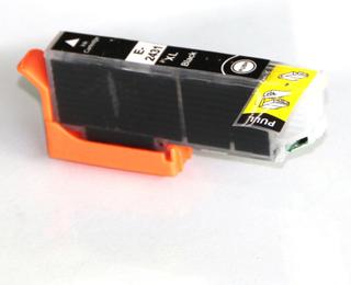 Epson 24XL T2431 BK, svart kompatibel Blekkpatron 12 ml
