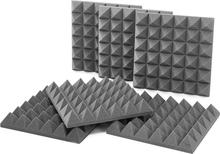 "Auralex Acoustics 4"""" Studiofoam Pyramids CH"