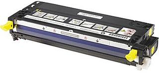 Dell NF556 (3115/3110cn) Lasertoner, gul, kompatibel (8000 sider)