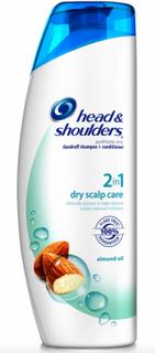 Head & Shoulders Dry Scalp Shampoo 400 ml