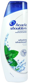 Head & Shoulders Cool Menthol Shampoo 400 ml