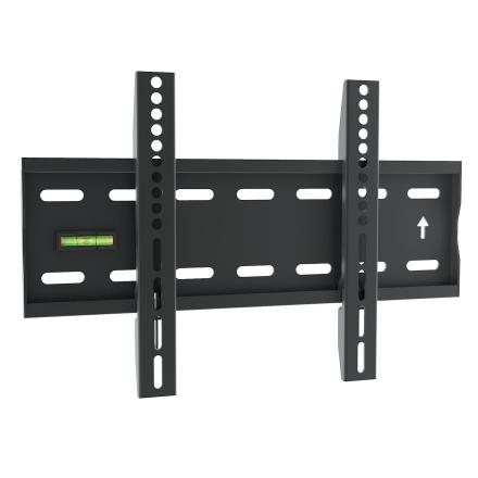 """Slanke kompakte fast Position TV Wall Mount Bracket 17"""" til 37"""""""
