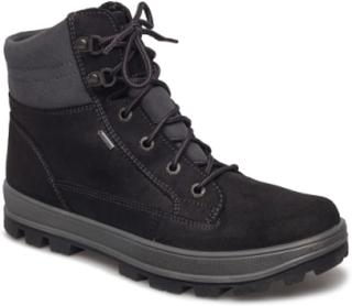 Tedd Boots Støvler Sort Superfit