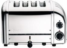 Dualit Classic Toaster 4 Steel. 3 stk. på lager