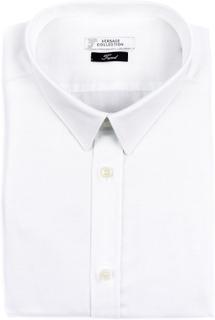 Versace Collection Versace kollektion mænds kjole skjorte hvid
