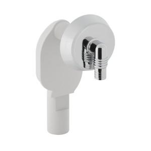 Geberit – Uniflex vandlås til vaskemaskine, krom roset, 40 mm