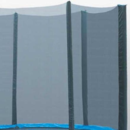 8 ft udskiftning Netting til trampolin kabinet