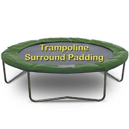 Howleys grøn 14ft udskiftning trampolin Surround Pad