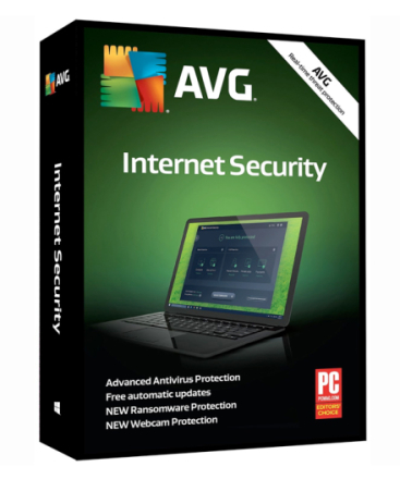 AVG Internet Security 2019 - 1 PC / 1 år