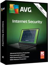 AVG Internet Security 2019 - 1 PC / 2 år