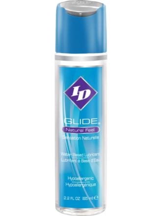 ID Lubricants: Glide, Vattenbaserat Glidmedel, 65 ml