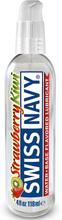 Swiss Navy Jordgubb/Kiwi: Smaksatt Glidmedel, 118 ml