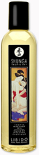 Shunga Massageolja: Libido/Exotiska Frukter, 250 ml