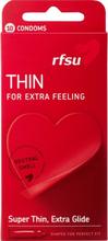 RFSU Thin: Kondomer, 10-pack