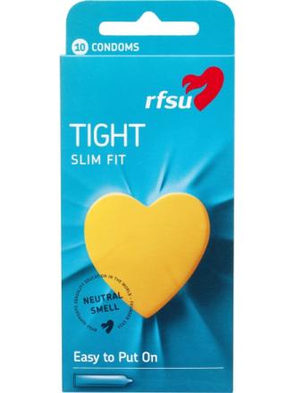 RFSU Tight: Kondomer, 10-pack