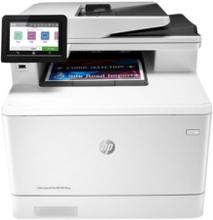Color LaserJet Pro MFP M479fnw Laserprinter Multifunktion med Fax - Farve - Laser