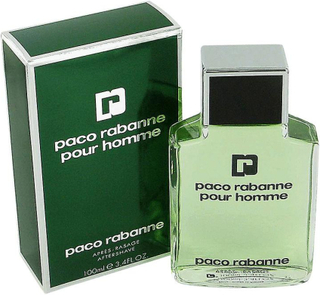 Paco Rabanne Paco Rabanne Pour Homme Aftershave 100ml Splash