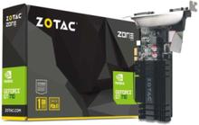 GeForce GT 710 ZONE - 1GB GDDR3 RAM - Grafikkort