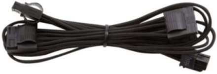 Premium Individually Sleeved Peripheral Cable Type 4 (Generation 3) - Black