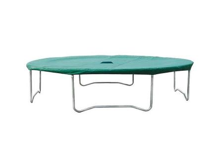 Spil på Sport dækker 423 grønne trampolin