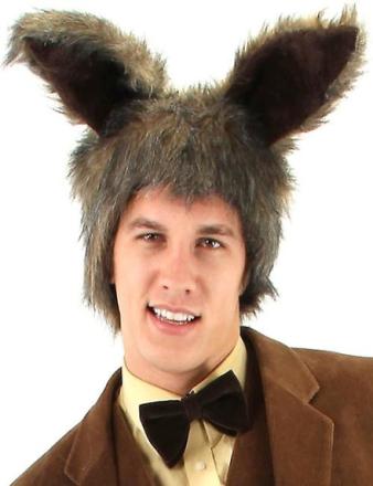 Elope Marts Hare Alice i Eventyrland påske Bunny kanin mænd kostume... - Fruugo