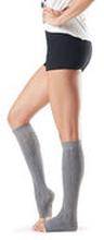 ToeSox Ava Leg Warmers-säärystimet (Smoky)