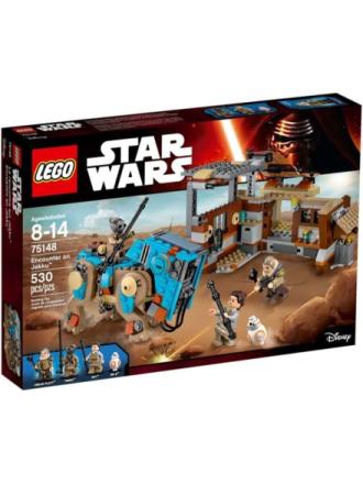 Star Wars 75148 Mødet på Jakku™ - Proshop