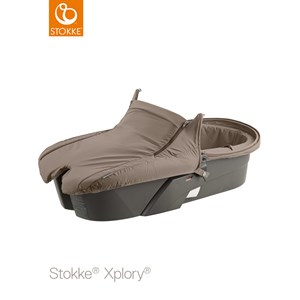 Stokke Xplory® Carry Cot Brown