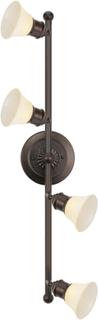 EGLO taklampa med 4 glödlampor Alamo 89059