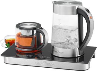 ProfiCook Te- och kaffestation 2250 W silver PC-TKS 1056