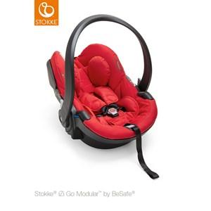 Stokke iZiGo Babyskydd By BeSafe Röd