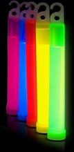 25 pcs. mix glowsticks 6 with cord