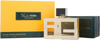 Fendi Fan Di Fendi Eau de Parfum Deluxe læder Limited Edition 50 ml...