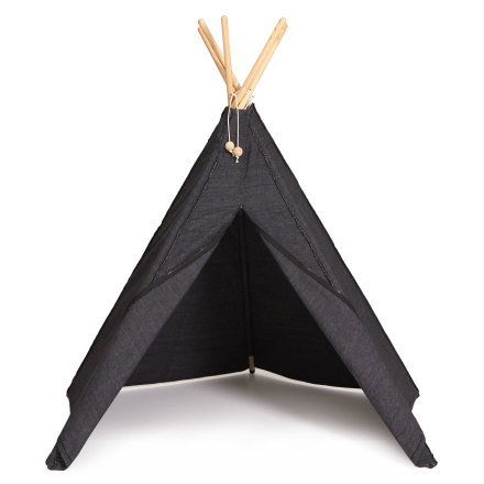 Roommate - Play Tent Hippie Tipi - Antracit (12980)