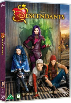 Disneys Descendants, The - DVD