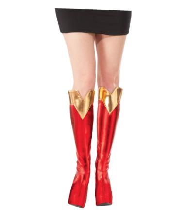 Supergirl Superwoman DC Comics superhelte kvinder kostume Boot topp... - Fruugo