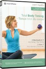Stott Pilates Total Body Toning: Toning Ball -DVD
