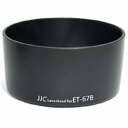 JJC erstatning Canon ET-67B solblender for Canon EF-S 60mm f/2.8 ma...
