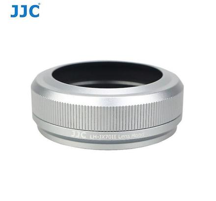 JJC LH-JX70II sølv - linse Filter Adapter Ring solblender Fujifilm ...
