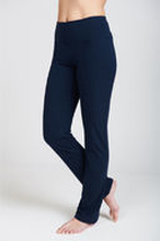 Asquith Live Fast Pants -bambuhousut (Navy)