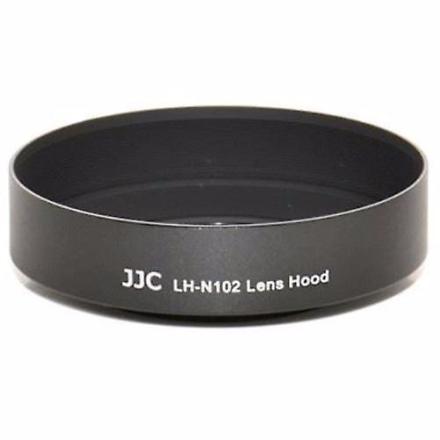 JJC erstatning Nikon HN-N102 solblender for Nikon 1 NIKKOR 11 27.5 mm