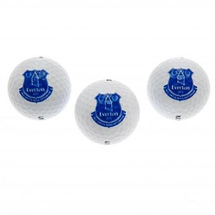 Everton golfballer