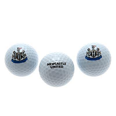 Newcastle United golfballer
