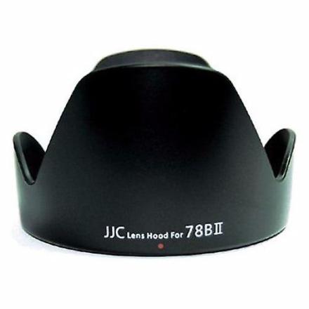 JJC erstatning Canon EW-78BII solblender for Canon EF 28-135mm f/3....