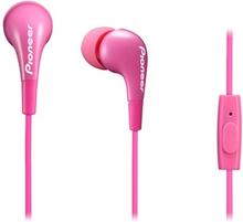 Pioneer Digital Life SE-CL502T-P In-Ear Hovedtelefoner med Mikrofon - Pink