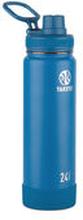 Takeya 24 oz (700ml) Actives Insulated Water Bottle -teräksinen juomapullo (Sapphire)