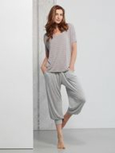 Deha Harem Yoga Pants ( Melange Grey)